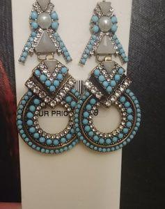 Earrings from Express